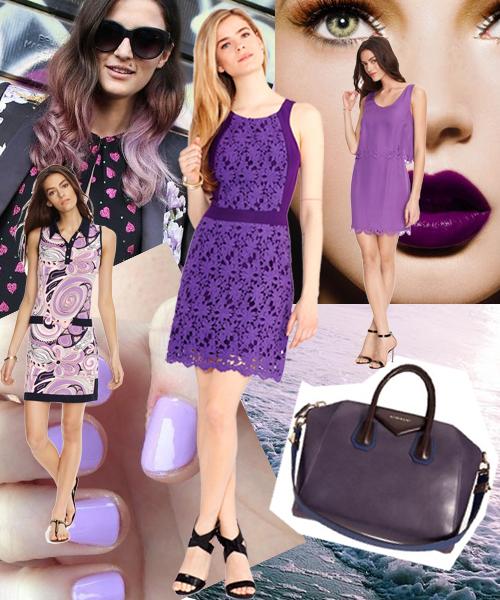 Ali Ro Obsessed over Purple
